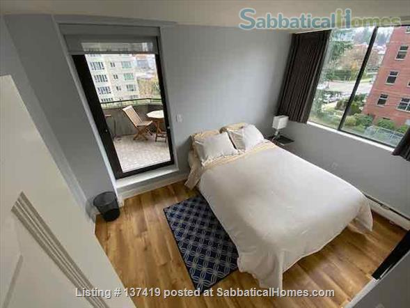 Fairview Vancouver Furnished Condo for Rent - Elegant 2 bedroom, 2 bath with lovely Decor and Modern Kitchen Home Rental in Vancouver, British Columbia, Canada 6