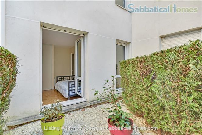 Kid & confinement-friendly, modern newly renovated 2-bed apt with private yard by Bastille/Marais Home Rental in Paris, IDF, France 5