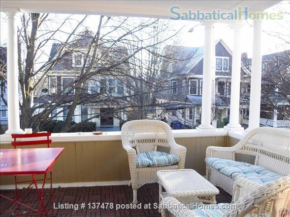 Charming Apartment in East Rock - Worthington Hooker School Home Rental in New Haven, Connecticut, United States 9