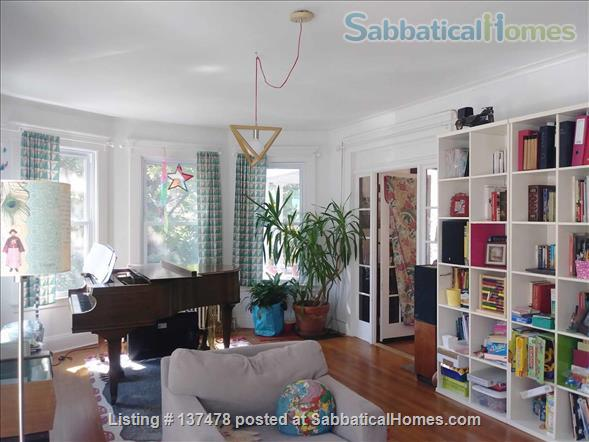 Charming Apartment in East Rock - Worthington Hooker School Home Exchange in New Haven, Connecticut, United States 0