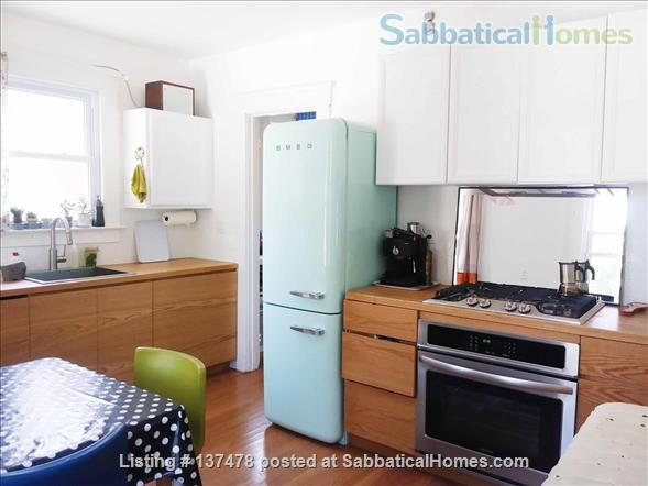 Charming Apartment in East Rock - Worthington Hooker School Home Rental in New Haven, Connecticut, United States 2