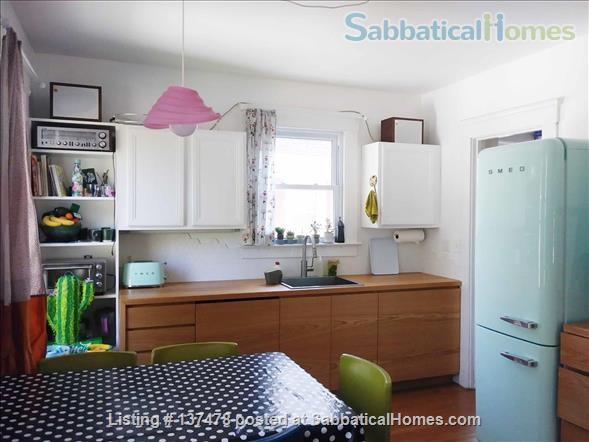 Charming Apartment in East Rock - Worthington Hooker School Home Rental in New Haven, Connecticut, United States 3