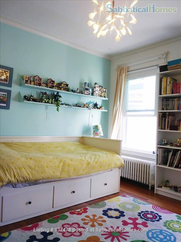 Charming Apartment in East Rock - Worthington Hooker School Home Rental in New Haven, Connecticut, United States 7