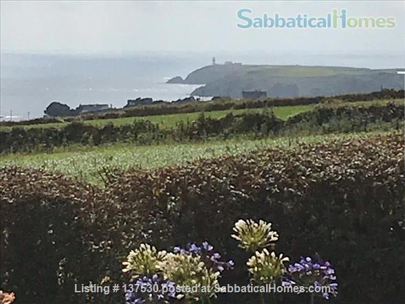 Writer's Paradise on the Wild Atlantic Way  Home Rental in Dunnycove, County Cork, Ireland 1