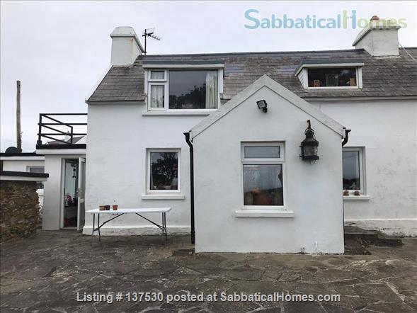 Writer's Paradise on the Wild Atlantic Way  Home Rental in Dunnycove, County Cork, Ireland 0