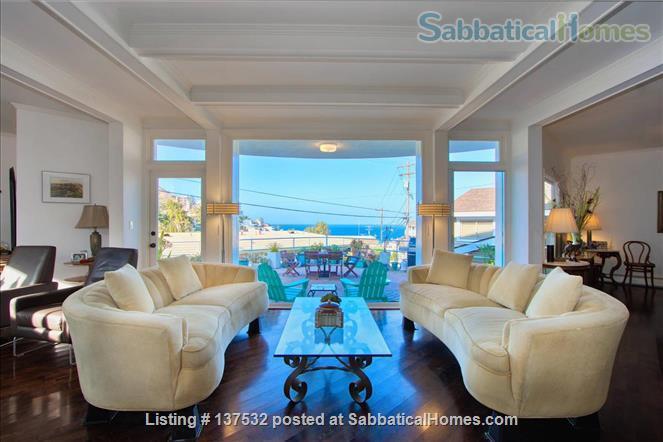 Writers Retreat on Catalina Island (off the coast of Los Angeles) Home Rental in Santa Catalina Island, California, United States 1