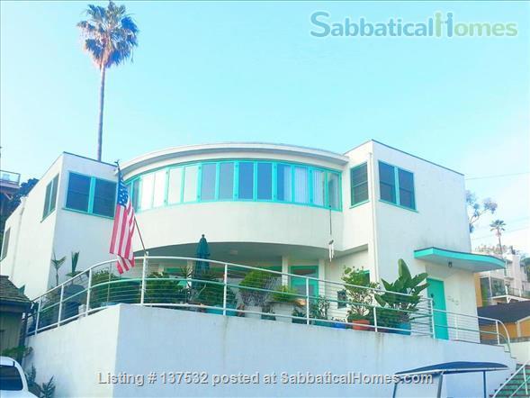 Writers Retreat on Catalina Island (off the coast of Los Angeles) Home Rental in Santa Catalina Island, California, United States 0