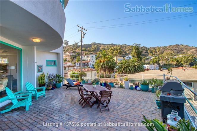 Writers Retreat on Catalina Island (off the coast of Los Angeles) Home Rental in Santa Catalina Island, California, United States 3