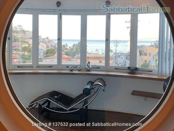 Writers Retreat on Catalina Island (off the coast of Los Angeles) Home Rental in Santa Catalina Island, California, United States 8