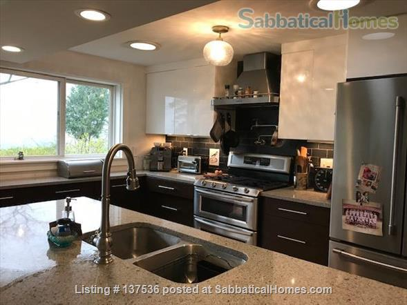 Three Bedroom Ranch in Cayuga Heights Overlooking Sunset Park Home Rental in Ithaca, New York, United States 1
