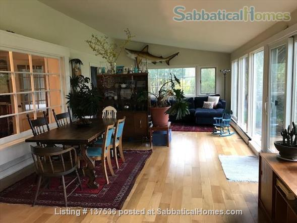 Three Bedroom Ranch in Cayuga Heights Overlooking Sunset Park Home Rental in Ithaca, New York, United States 0