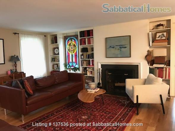 Three Bedroom Ranch in Cayuga Heights Overlooking Sunset Park Home Rental in Ithaca, New York, United States 4