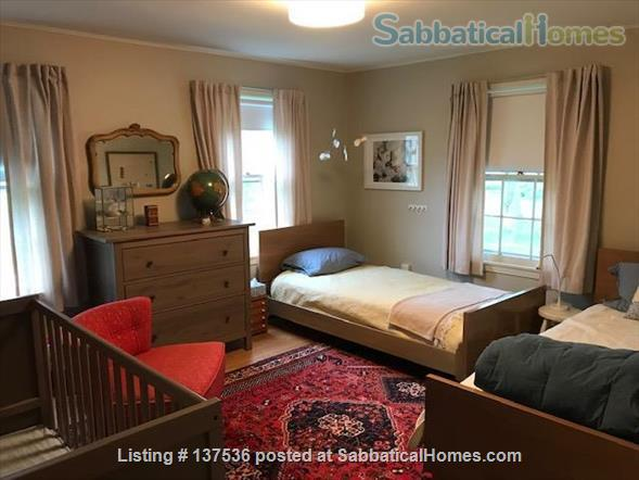 Three Bedroom Ranch in Cayuga Heights Overlooking Sunset Park Home Rental in Ithaca, New York, United States 7