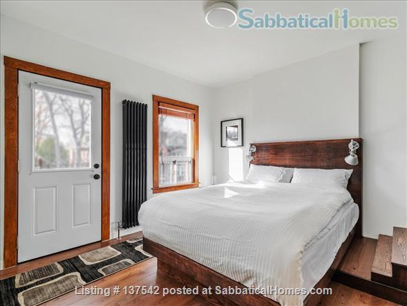 Furnished, modern, hotel-suite style 1 bedroom apartment in The Annex Home Rental in Toronto, Ontario, Canada 2