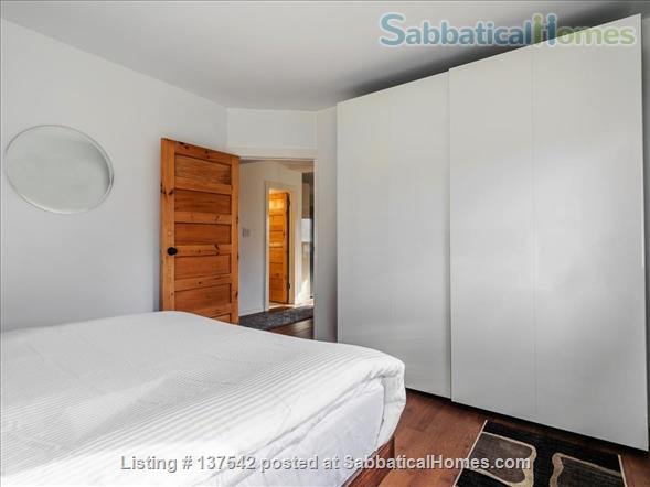 Fully furnished, modern,  hotel-suite style 1 bedroom apartment in The Annex Home Rental in Toronto, Ontario, Canada 3