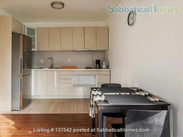Fully furnished, modern,  hotel-suite style 1 bedroom apartment in The Annex Home Rental in Toronto, Ontario, Canada 6