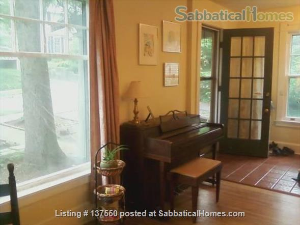 WALK TO CORNELL Home Rental in Ithaca, New York, United States 0