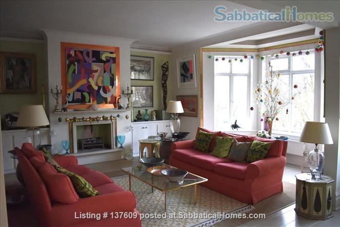 Large flat in Little Venice Central London Home Rental in London, England, United Kingdom 5