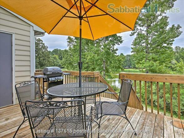 Townhouse close to UNC & Duke - 2br 2 1/2 ba Home Rental in Chapel Hill, North Carolina, United States 1