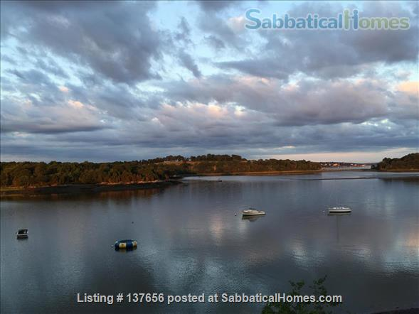 Private ON the water. World's End sunsets. 30 min Ferry to Boston. Home Rental in Hull, Massachusetts, United States 1