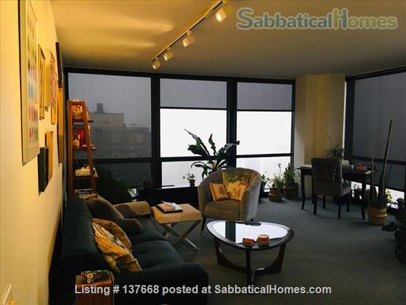 Mies van der Rohe apartment in downtown Chicago Home Rental in Chicago, Illinois, United States 3