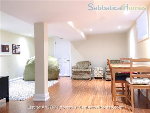 East York - Large detached  4 bedroom century home, child friendly Home Rental in Toronto, Ontario, Canada 9