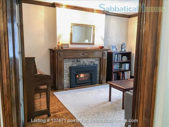 East York - Large detached  4 bedroom century home, child friendly Home Rental in Toronto, Ontario, Canada 0