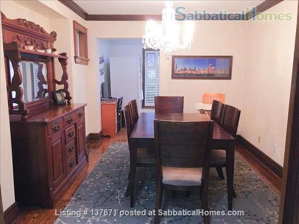 East York - Large detached  4 bedroom century home, child friendly Home Rental in Toronto, Ontario, Canada 2