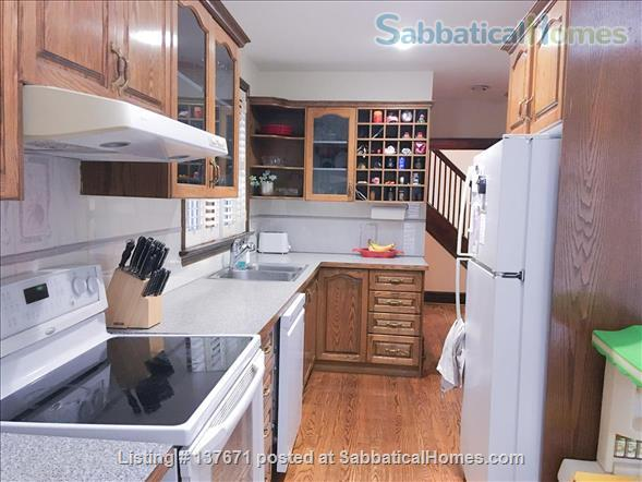 East York - Large detached  4 bedroom century home, child friendly Home Exchange in Toronto, Ontario, Canada 3