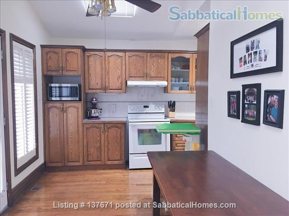 East York - Large detached  4 bedroom century home, child friendly Home Rental in Toronto, Ontario, Canada 4