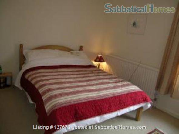 Elegant Cottage in Oxford Home Rental in Oxford, England, United Kingdom 4