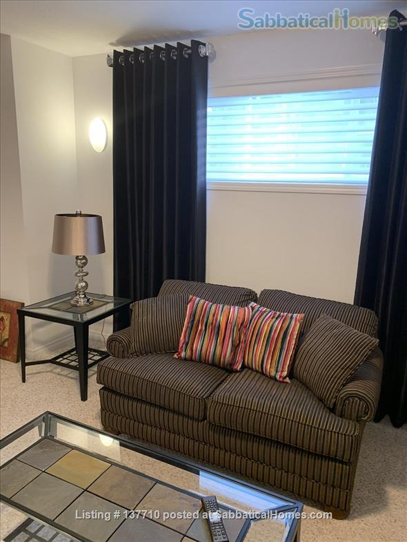 University of Alberta area Nanny Suite Home Rental in Edmonton, Alberta, Canada 1