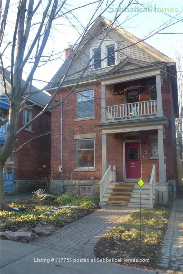 Beautiful home - Glebe, Ottawa Home Rental in Ottawa, Ontario, Canada 1