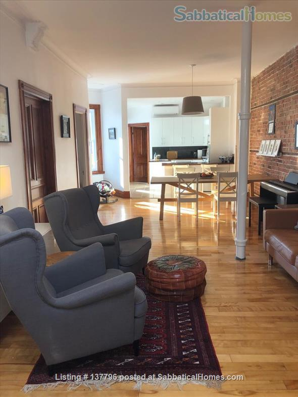 Bright and spacious top-floor 3BR condo in the heart of the Plateau Home Rental in Montreal, Quebec, Canada 0
