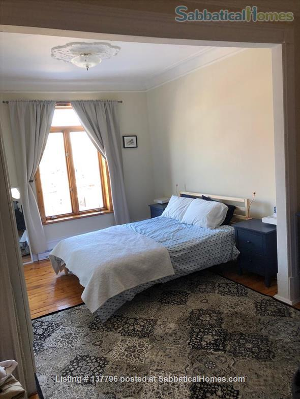 Bright and spacious top-floor 3BR condo in the heart of the Plateau Home Rental in Montreal, Quebec, Canada 3