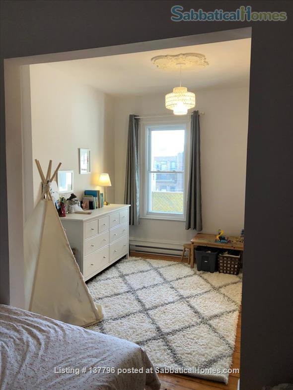 Bright and spacious top-floor 3BR condo in the heart of the Plateau Home Rental in Montreal, Quebec, Canada 4