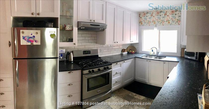 Welcome to our furnished home in Old North London! Home Rental in London, Ontario, Canada 0