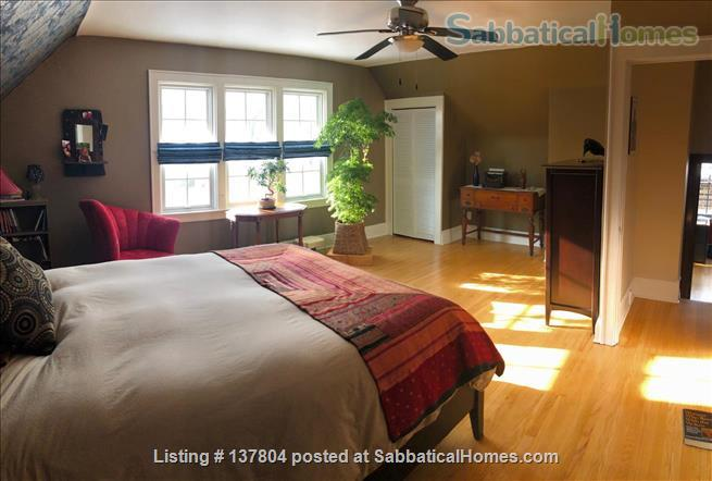 Welcome to our furnished home in Old North London! Home Rental in London, Ontario, Canada 5