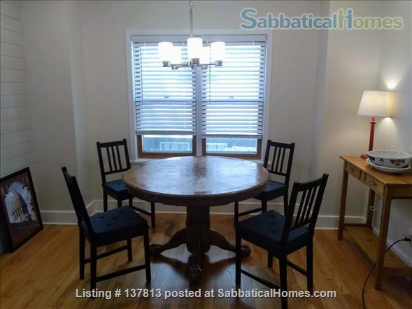 Beautiful Fully Restored Home on Madison's East Side Home Rental in Madison, Wisconsin, United States 7