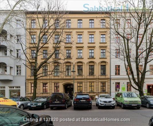 Luxury apartment in a prime location in Berlin Mitte (Prenzlauer Berg), Humboldt University, Universität der Künste, Charité, museums, operas, theaters Home Rental in Berlin, Berlin, Germany 9