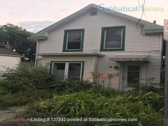 Cute, furnished, 3 bedroom home for rent, great neighbourhood, close to downtown Home Rental in Kingston, Ontario, Canada 1