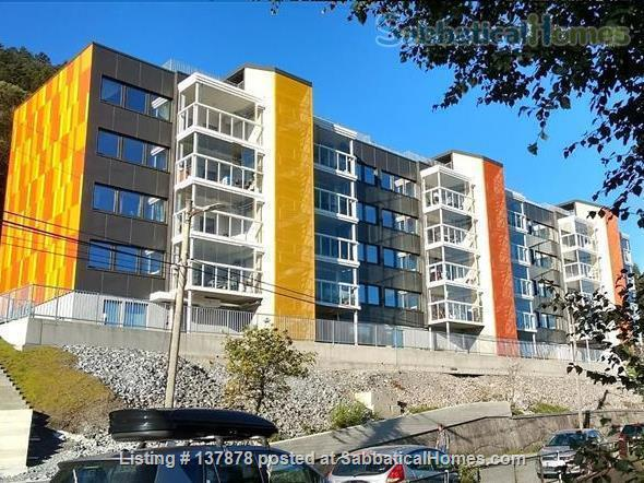Large 3BR Central City Apartment With Spectacular View, childfriendly Home Rental in Bergenhus, Vestland, Norway 2