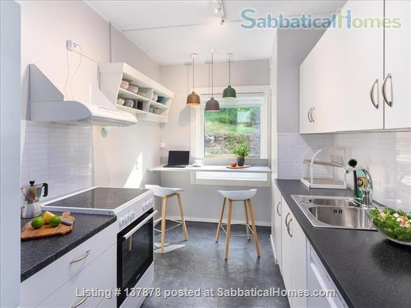 Large 3BR Central City Apartment With Spectacular View, childfriendly Home Rental in Bergenhus, Vestland, Norway 7