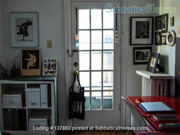 Large 2-bedroom Apartment in  Bloor West Village Home Rental in Toronto 9