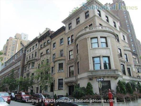 UWS Studio next to Riverside Park and the 72nd Subway Home Rental in New York, New York, United States 4