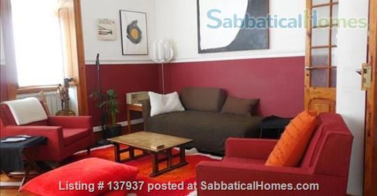 Apartment in Campo de Ourique, 2 Bedrooms+1 Office! Family friendly. Home Rental in Lisboa, Lisboa, Portugal 3