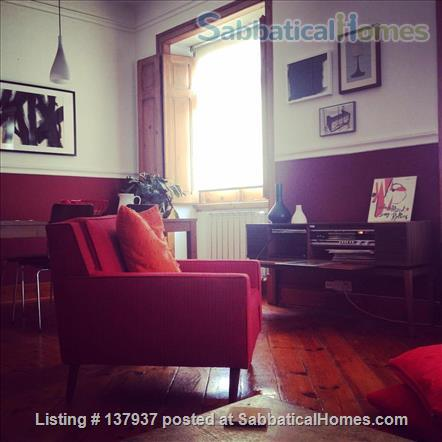 Apartment in Campo de Ourique, 2 Bedrooms+1 Office! Family friendly. Home Rental in Lisboa, Lisboa, Portugal 1