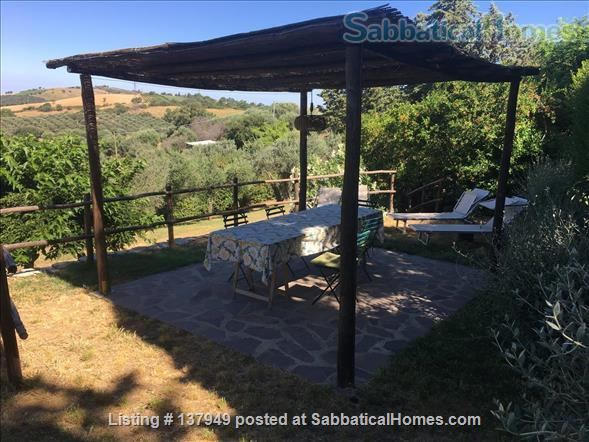 VILLA ISA WITH PARK IN MONTIANO -TUSCANY- MAREMMA-  12 KM FROM SEA SIDE Home Rental in Montiano, Toscana, Italy 3