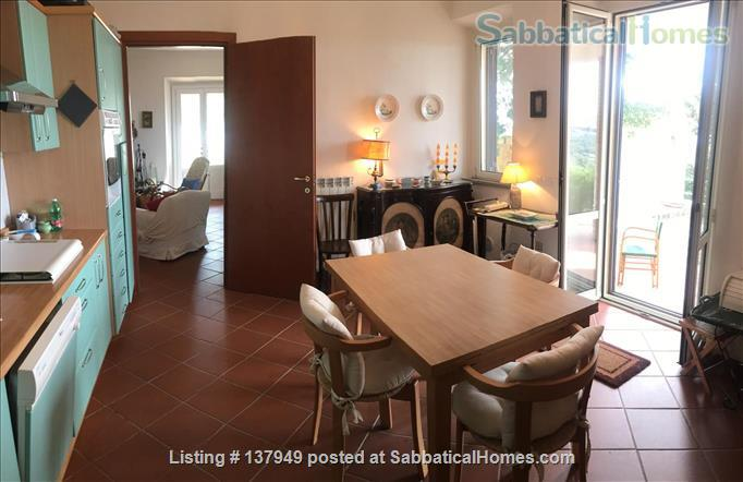 VILLA ISA WITH PARK IN MONTIANO -TUSCANY- MAREMMA-  12 KM FROM SEA SIDE Home Rental in Montiano, Toscana, Italy 5