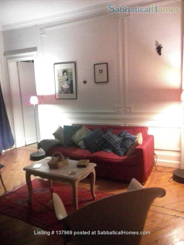 Charming Flat to rent in Rouen Home Rental in Rouen, Normandie, France 7
